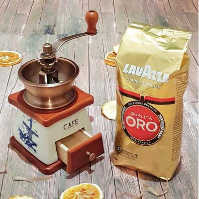 Подарочный набор с кофемолкой и кофе