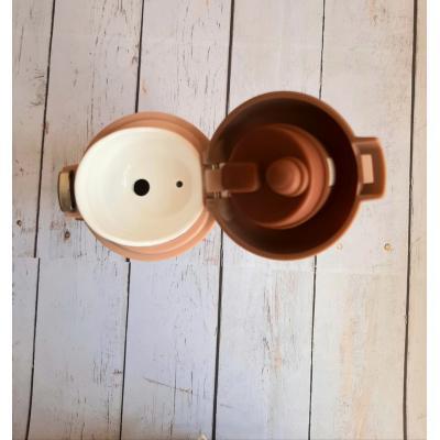 Подарочный набор с термокружкой, кофе и арахисовой пастой