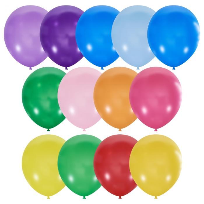 Воздушный шар без рисунка